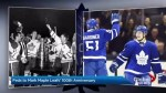 Toronto Maple Leafs centennial to be marked with special loonie