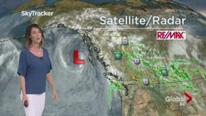 BC Evening Weather Forecast: Jul 11