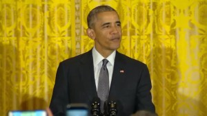 'No, I can't': Obama jokes First Lady, Constitution won't let him run for president again