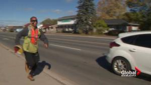 Inuvik's Brad Firth's run across Canada a personal tribute to sister