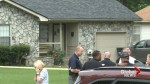 Man fatally shoots neighbour who was trying to drown babies: police