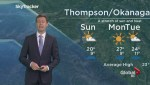 BC Evening Weather Forecast: Jun 10