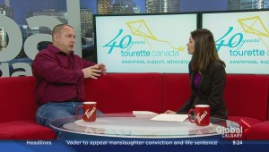Calgary's newest charity chapter for Tourette's syndrome launches