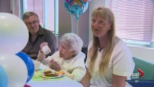 Calgary senior turns 103