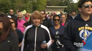 Thousands of Torontonians come out for annual Terry Fox Run