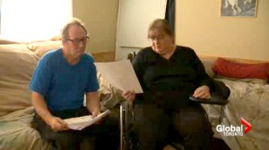 Peterborough woman says she's been set adrift by health care system in wake of stroke