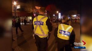 Calgary police prepare for return of the Red Mile