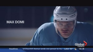 Hockey star Max Domi on living with Diabetes