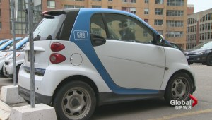 Ride share service dropping 80 per cent of parking lot spots
