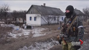 Russian-backed Ukraine rebels  on multi-prong offensive against Ukrainian government