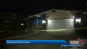 Edmonton police investigate woman's suspicious death