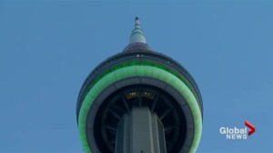 CN Tower open for business after electrical fire in broadcast antenna