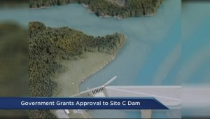 Site C Dam environmental approval: Sierra Club's concerns