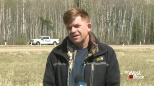 Coming home was not pleasant:  Wildrose leader Brian Jean