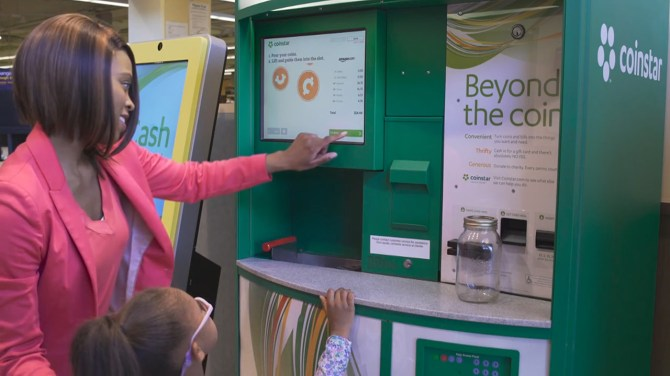td bank coin machine locations