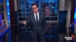 Stephen Colbert thanks Anthony Weiner for making his job easier