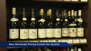 Are alcohol prices rising in BC?