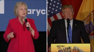 Polls show Trump closing gap on Clinton