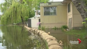 West Kelowna flood-affected homeowners grateful protective dam being built