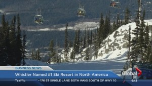 BIV: Whislter named #1 ski resort in North America