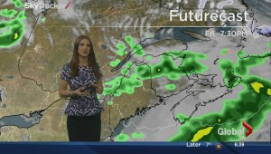 Maritimes weather forecast: Thu, Apr 16