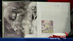 Book traces history of Edmonton Eskimos