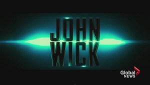 "Keanu Reeves returns with thriller ""John Wick"""