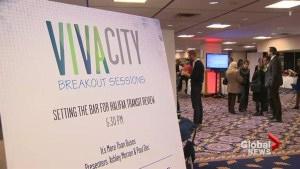 Fusion Halifax hosts Viva City conference