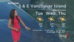 BC Evening Weather Forecast: Aug 7