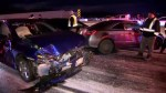 35 cars involved in pile up on 401