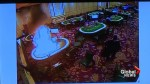 Philippines casino attacker lights gambling tables on fire