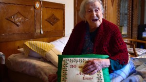 World's oldest living person has eaten the same thing for 90 years