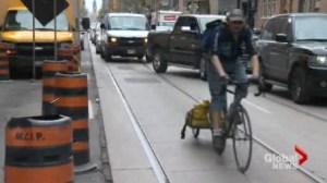 Downtown bike lane project gets green light