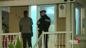 Police search for suspect after man shot and killed in Scarborough