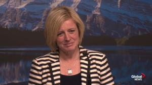 Premier-elect Rachel Notley excited about her caucus
