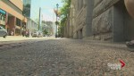 Halifax man tries to outrun transit