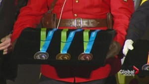 Pan Am Games medals revealed