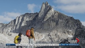 An introduction to mountaineering in Alberta