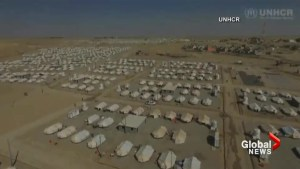 UN fears Mosul siege could displace 200k refugees