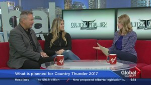 Learn more about Country Thunder 2017