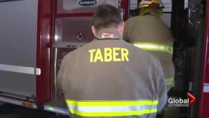 M.D. of Taber to start its own fire service on 2017