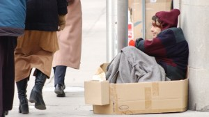 Vancouver's homeless population rises 6% over one year