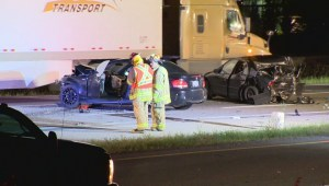 Baby, 5-year-old boy seriously injured in Hwy. 404 crash north of Toronto