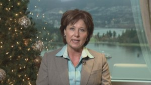Premier Christy Clark: Year in review