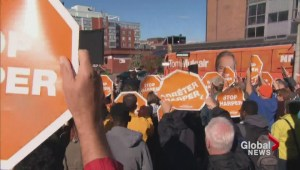 Harper, Trudeau and Mulcair chase votes in Ontario