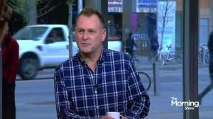 Actor and comedian Dave Coulier is hitting the road