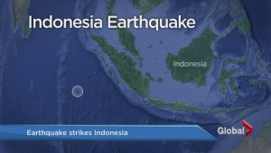 Tsunami warning lifted after powerful earthquake strikes off Indonesia
