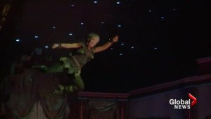 No fear of flying at PNE's 'Peter Pan'