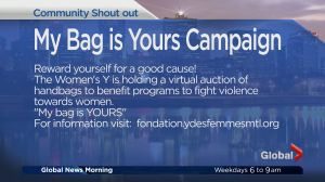 Community Events:  My Bag is Yours Campaign