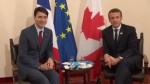 Free trade, climate change on Justin Trudeau's agenda at G7 summit in Italy